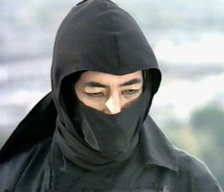sho kosugi, the ninja