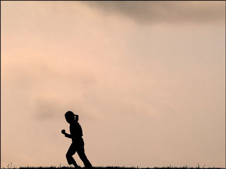 el zen del correr