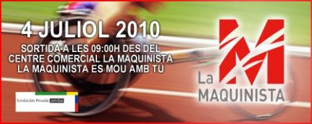 Iii cursa per la integraci la maquinista barcelona 04 - Centre comercial la maquinista ...