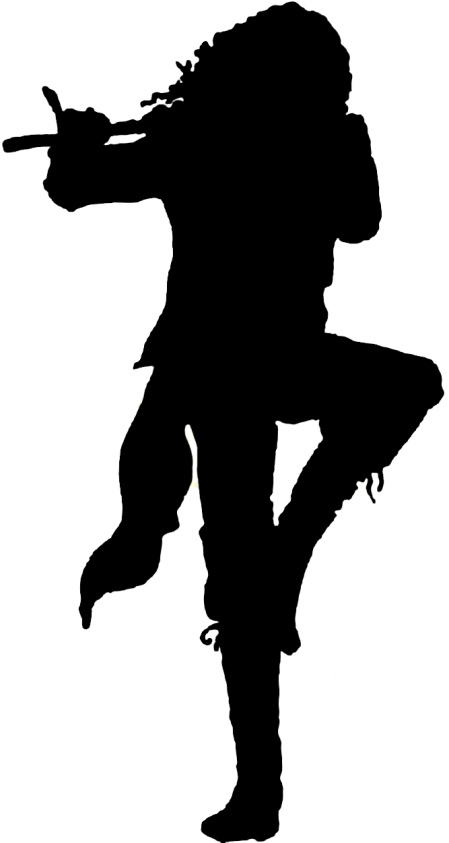 Ian Anderson, sombra